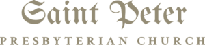 Saint Peter Presbyterian Church Logo